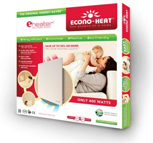 ECONO-HEATERS - ENERGY SAVING WALL PANEL HEATERS!