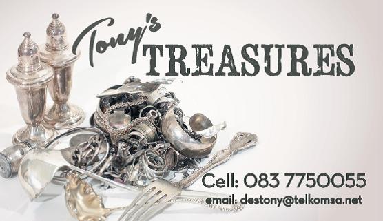 Tony's Treasures