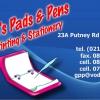 Gloria's Pads & Pens